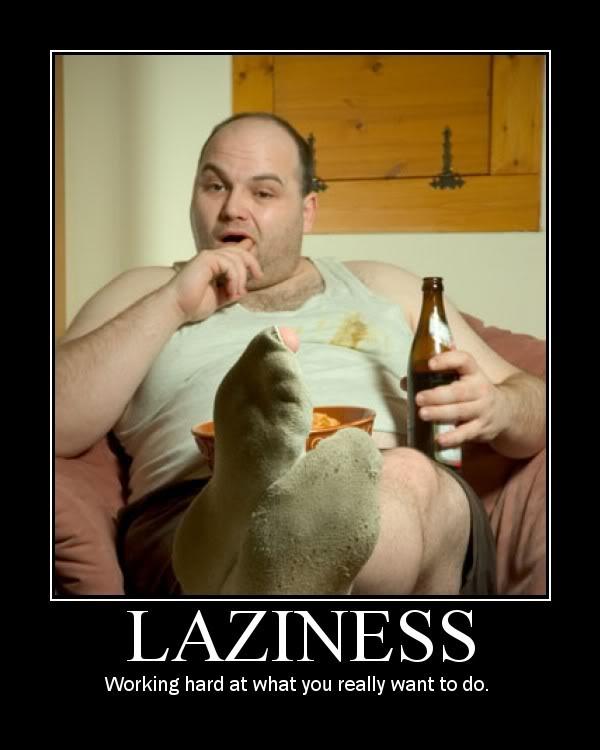 laziness (1)