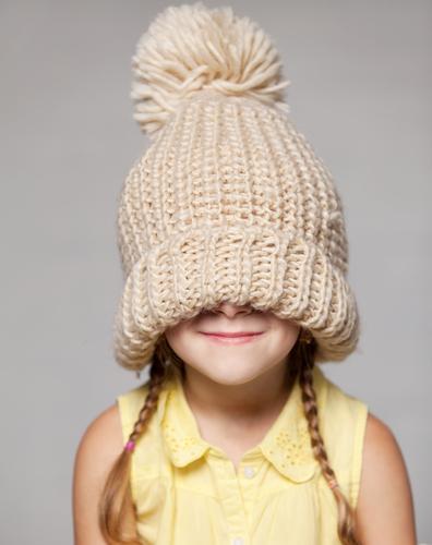 copil cu caciula