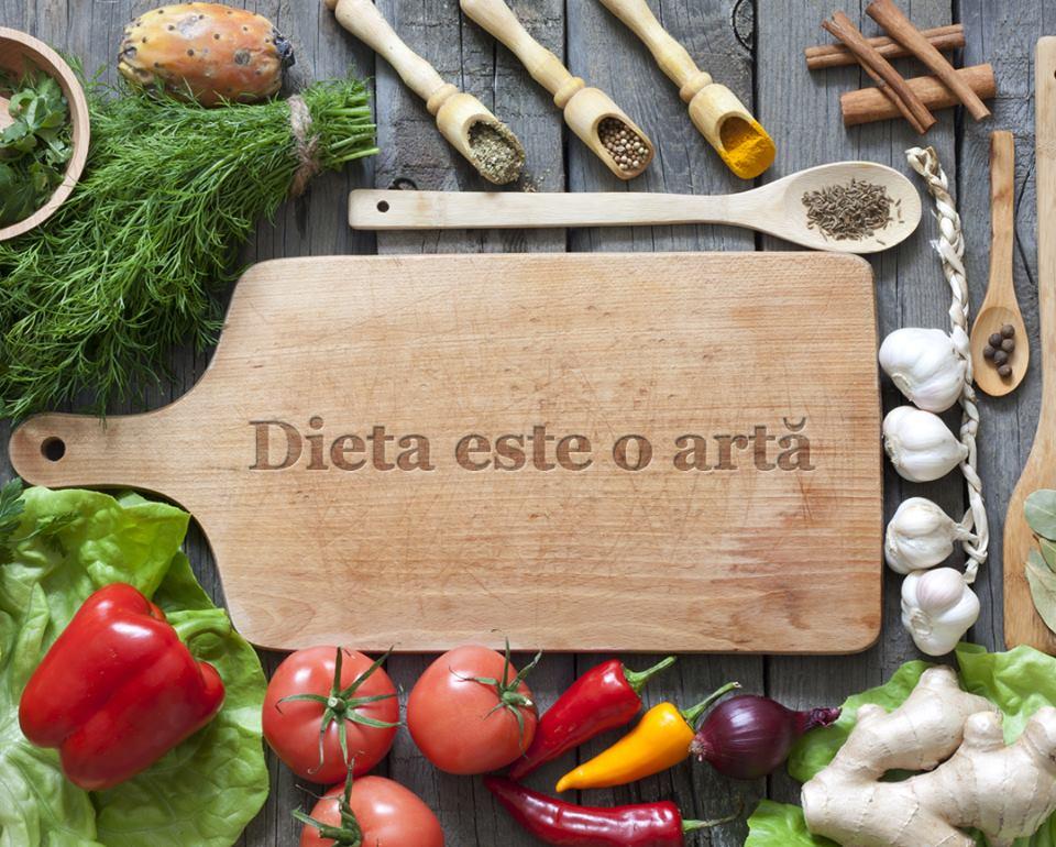 dieta este o artă