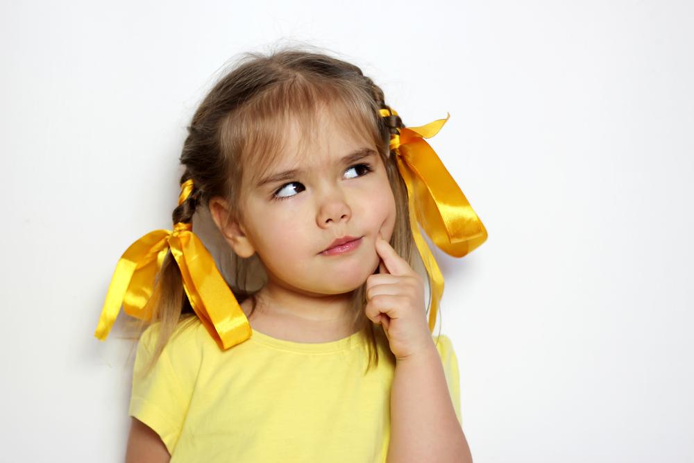 copil vorbește