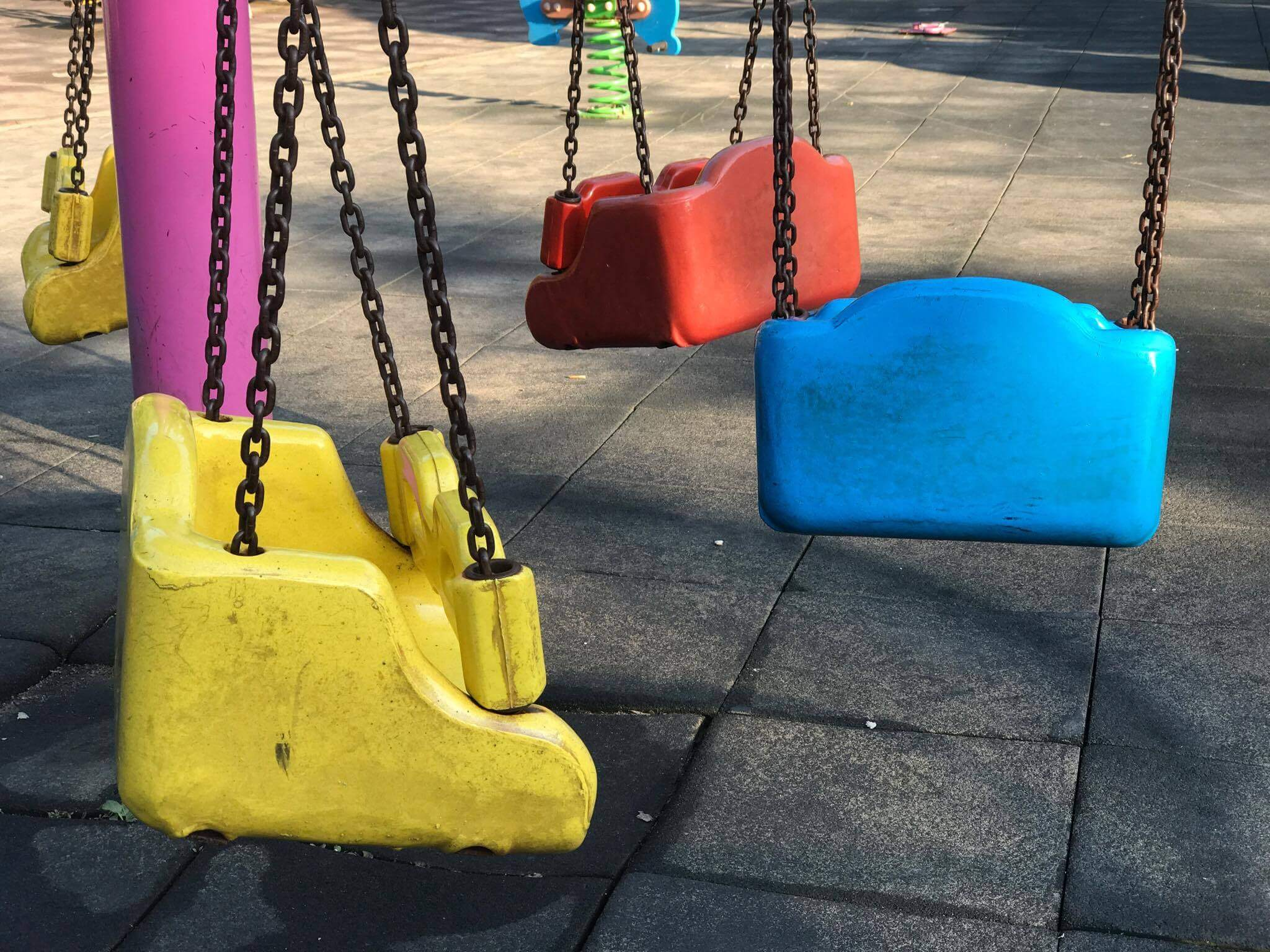 parc dinti copii