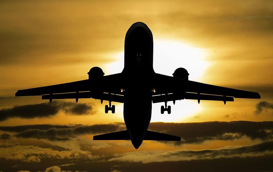 concediu avion