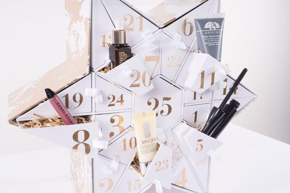 Calendar advent cosmetice