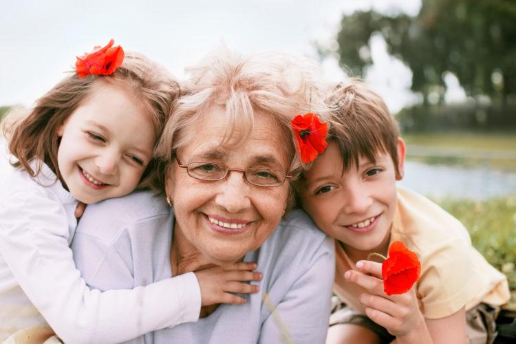 bunicii care cresc nepoți trăiesc mai mult miruna ioani
