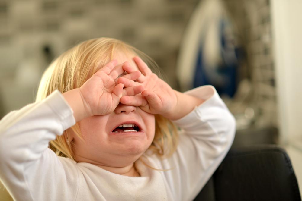 Așa învață, mi-am spus - despre plânsul copilului și crizele de furie miruna ioani