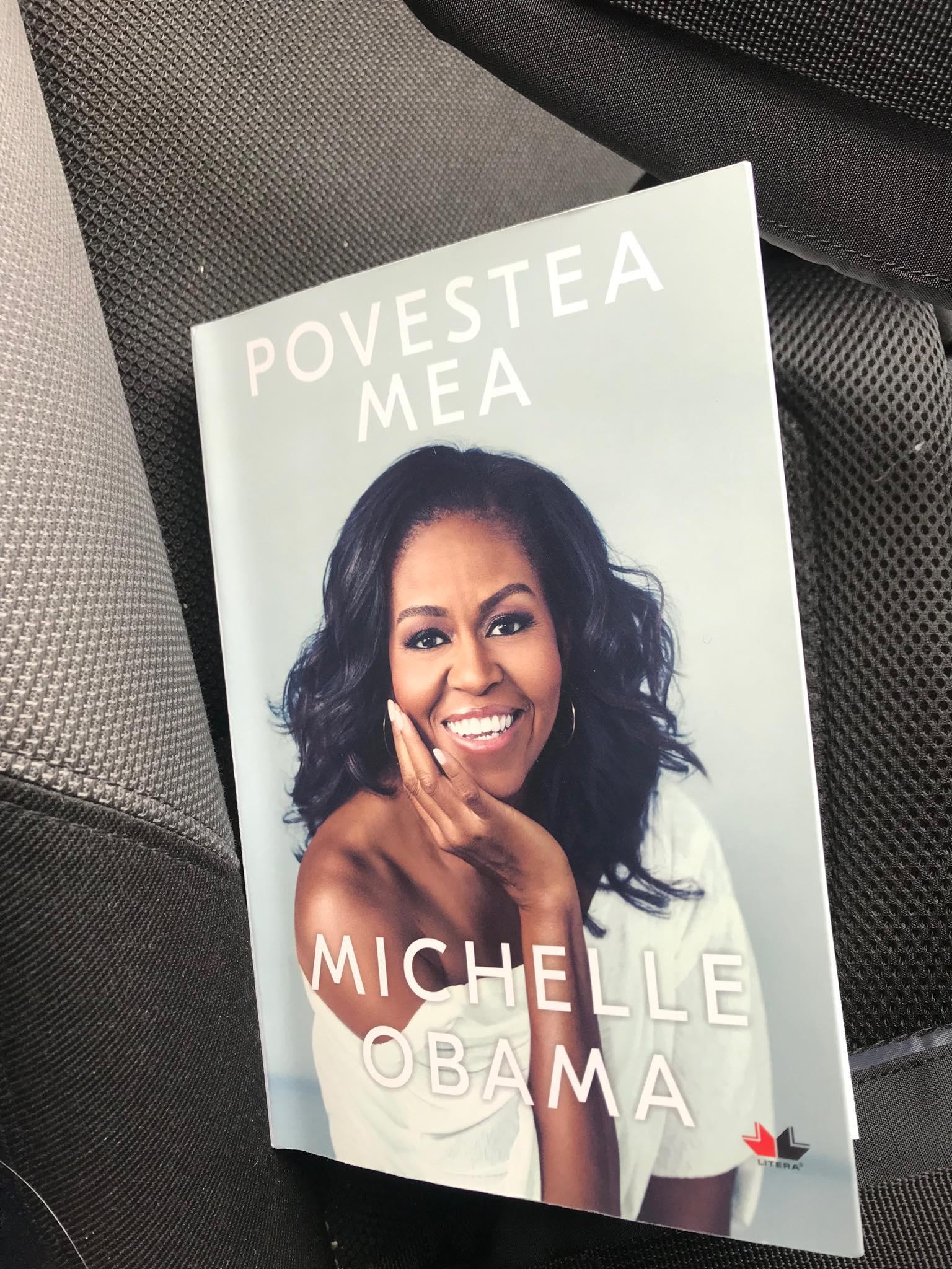 Michelle Obama, autobiografia unei soții exemplare miruna ioani