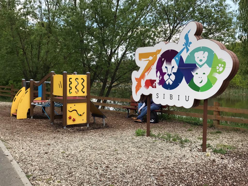 grădina zoologică sibiu miruna ioani