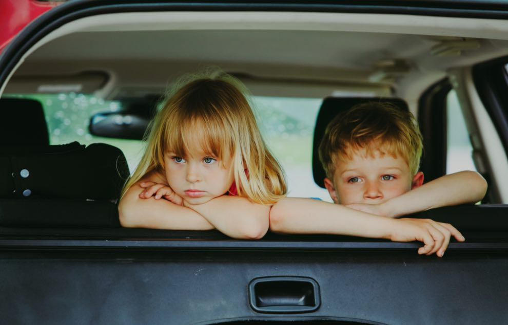Copiii români, în trafic, nu mai întreabă când ajungem, ci când pornim miruna ioani