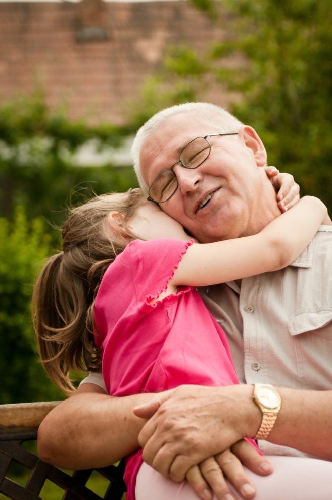 Lăsați copiii la bunici, chiar dacă le dau prăjitură cu zahăr miruna ioani