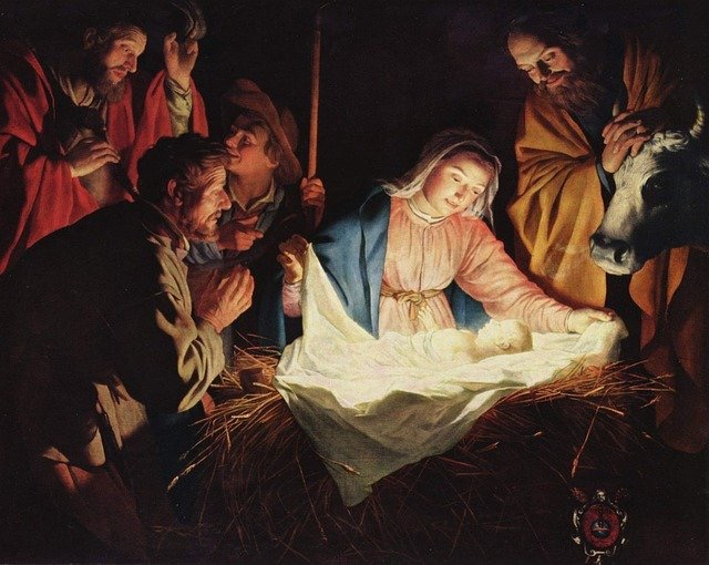 Iisus Crăciun
