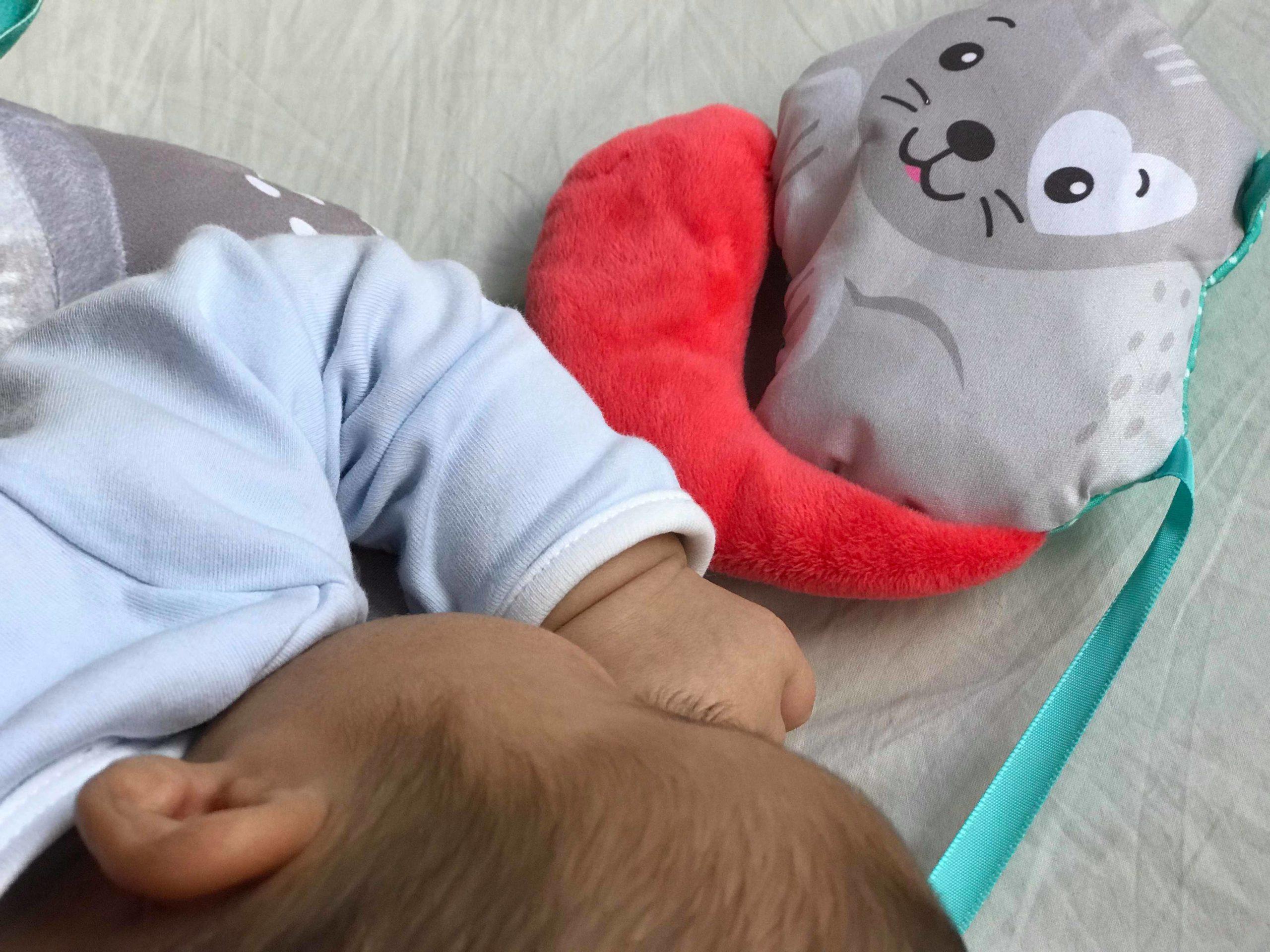 bebeluș crăciun jucării miruna ioani
