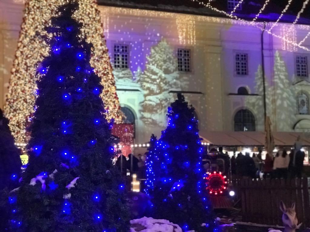 Târgul de Crăciun din Sibiu miruna ioani
