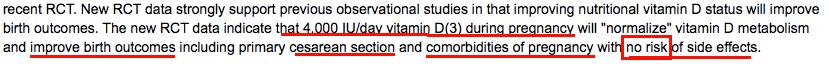 vitamina d sarcină miruna ioani 1