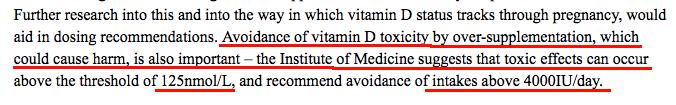 vitamina d sarcină miruna ioani