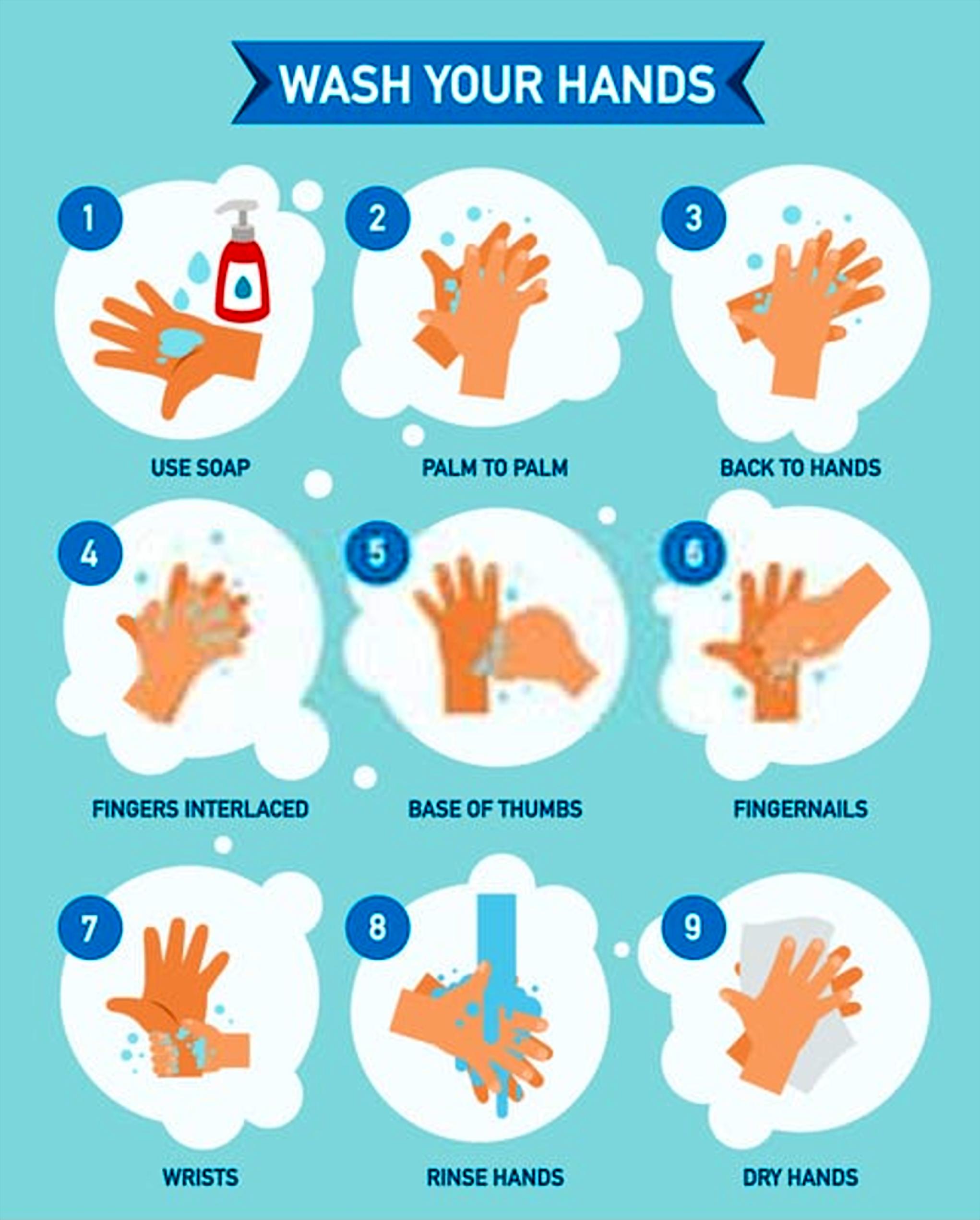 spălatul mâini miruna ioani