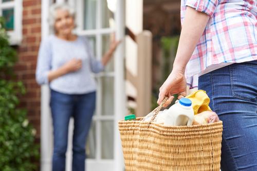 bunicii cumpărături miruna ioani