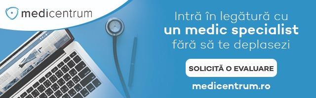 medicentrum evaluare medicală la distanță