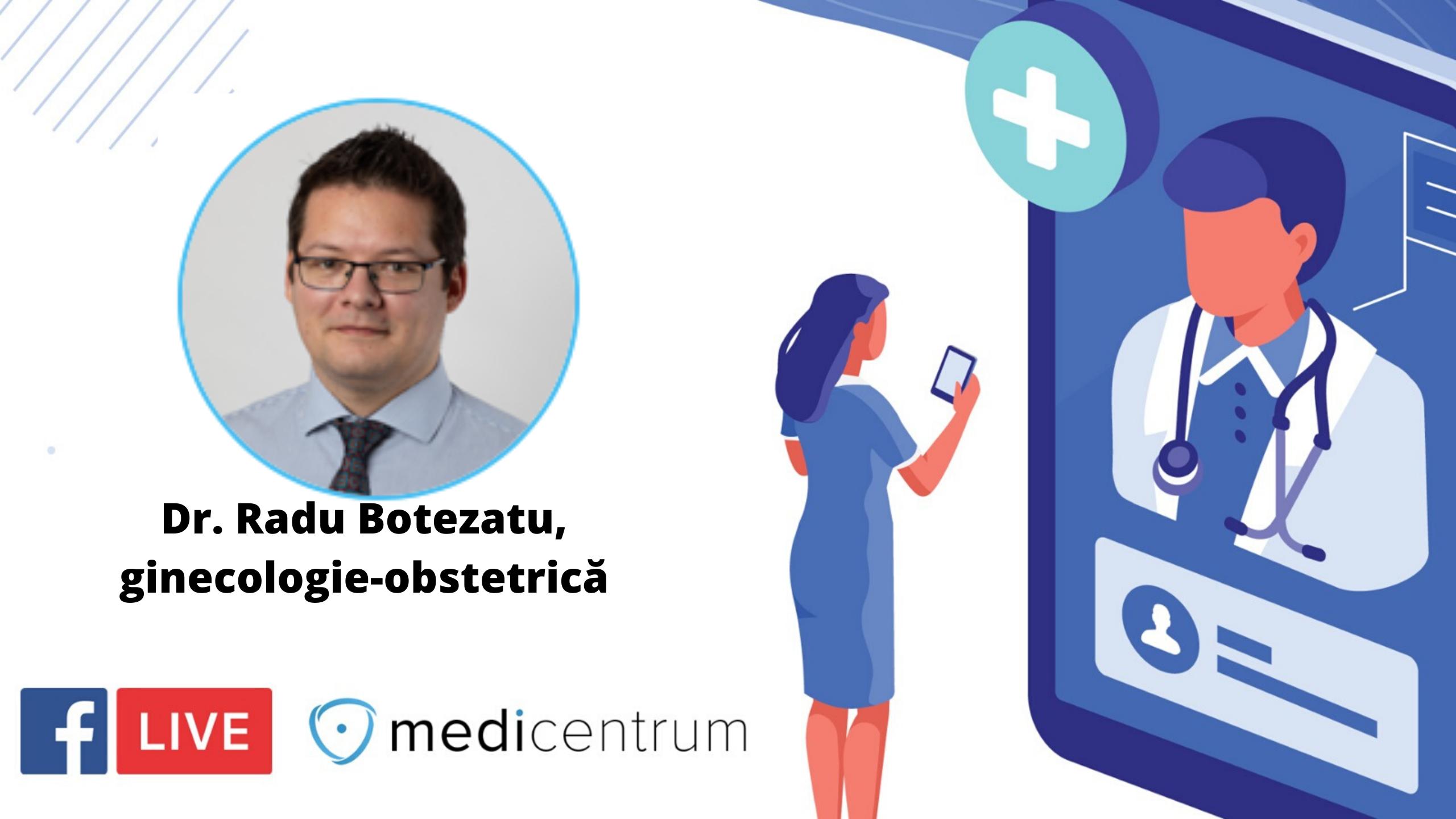 Dr. radu botezatu nașterea vaginală cezariană