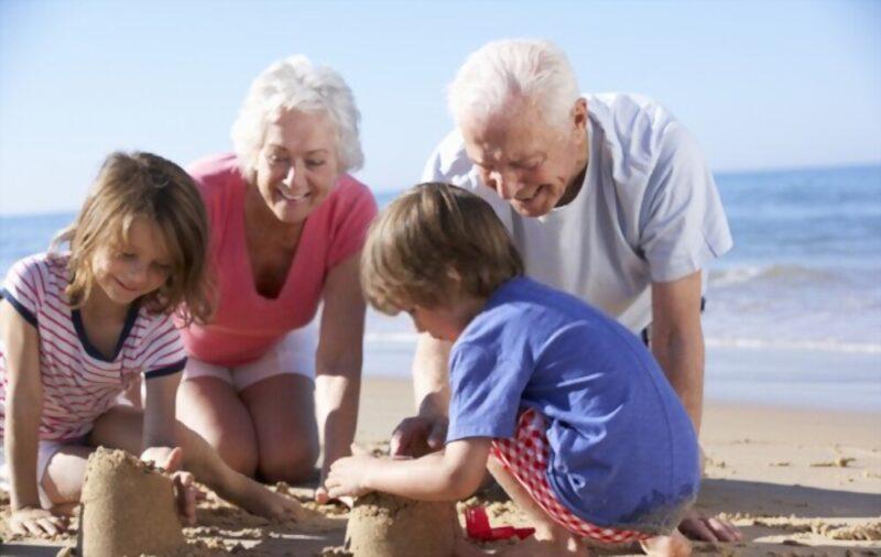 bunicii concediu miruna ioani