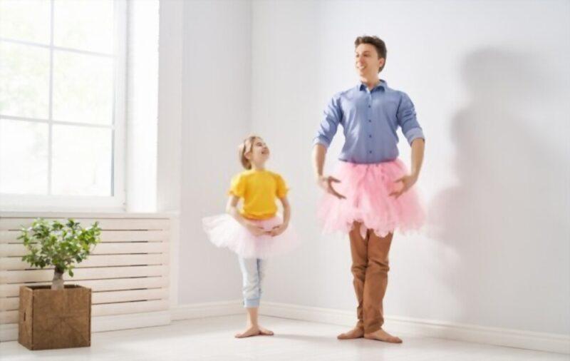 cinste taților de fete balet karate miruna ioani